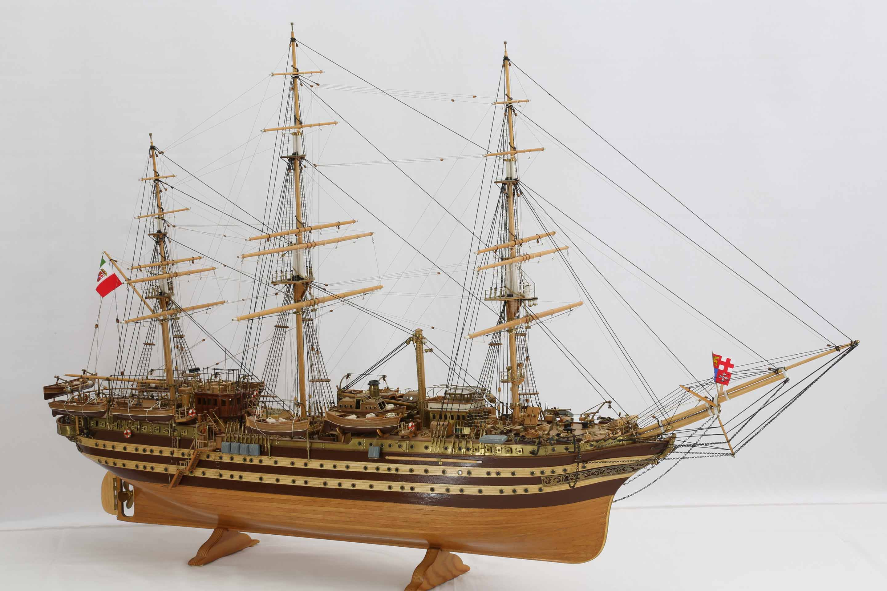 Rumaja: Free access Half model boat plans