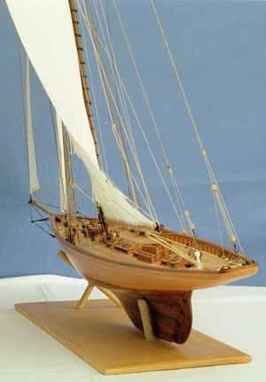 Yacht Model Britannia