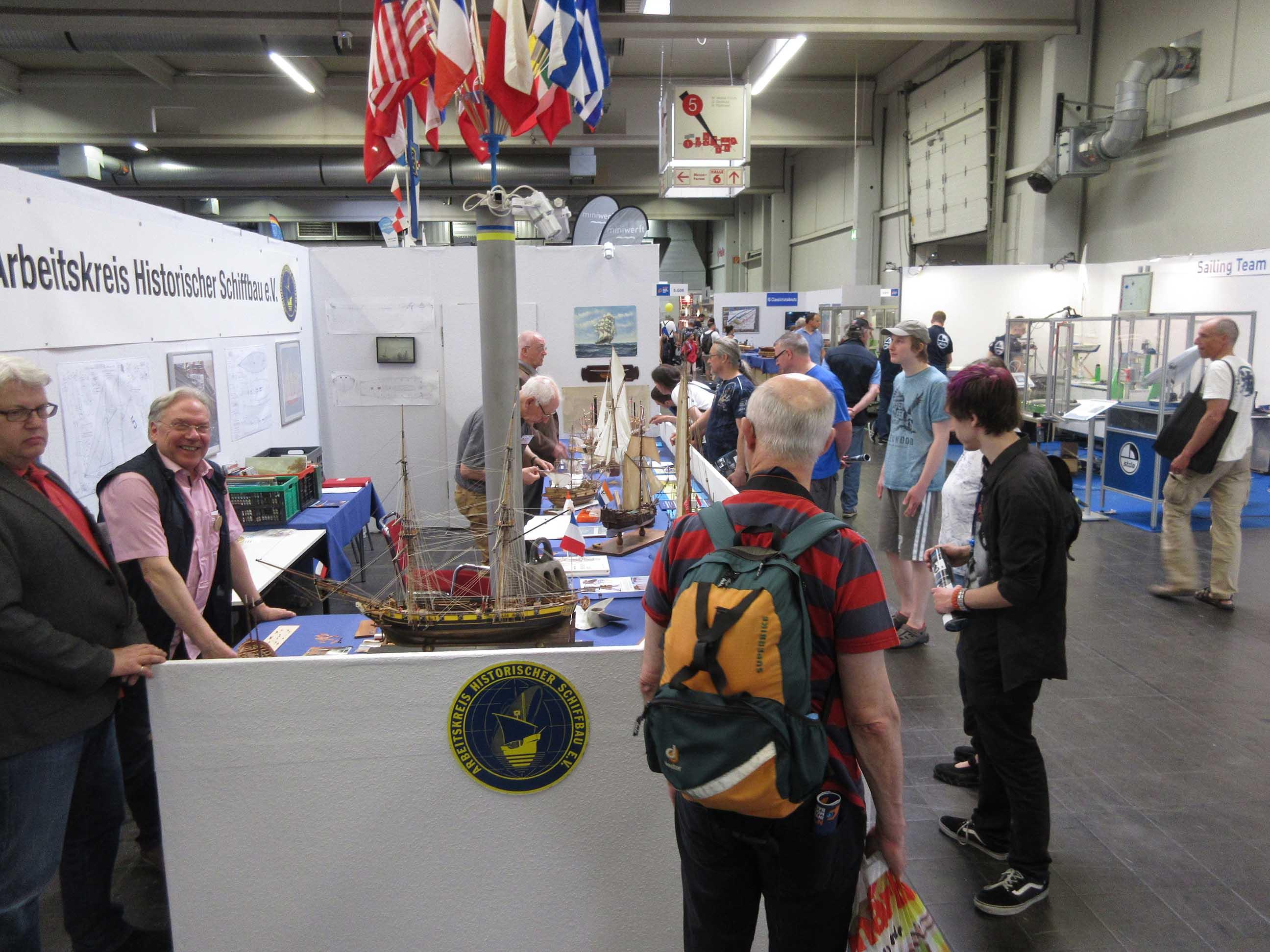 Intermodellbau Fair at Dortmund