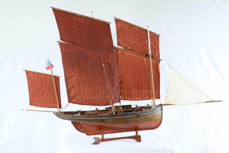 Vendu -  Bisquine La Perle à vendre GEL4A5584