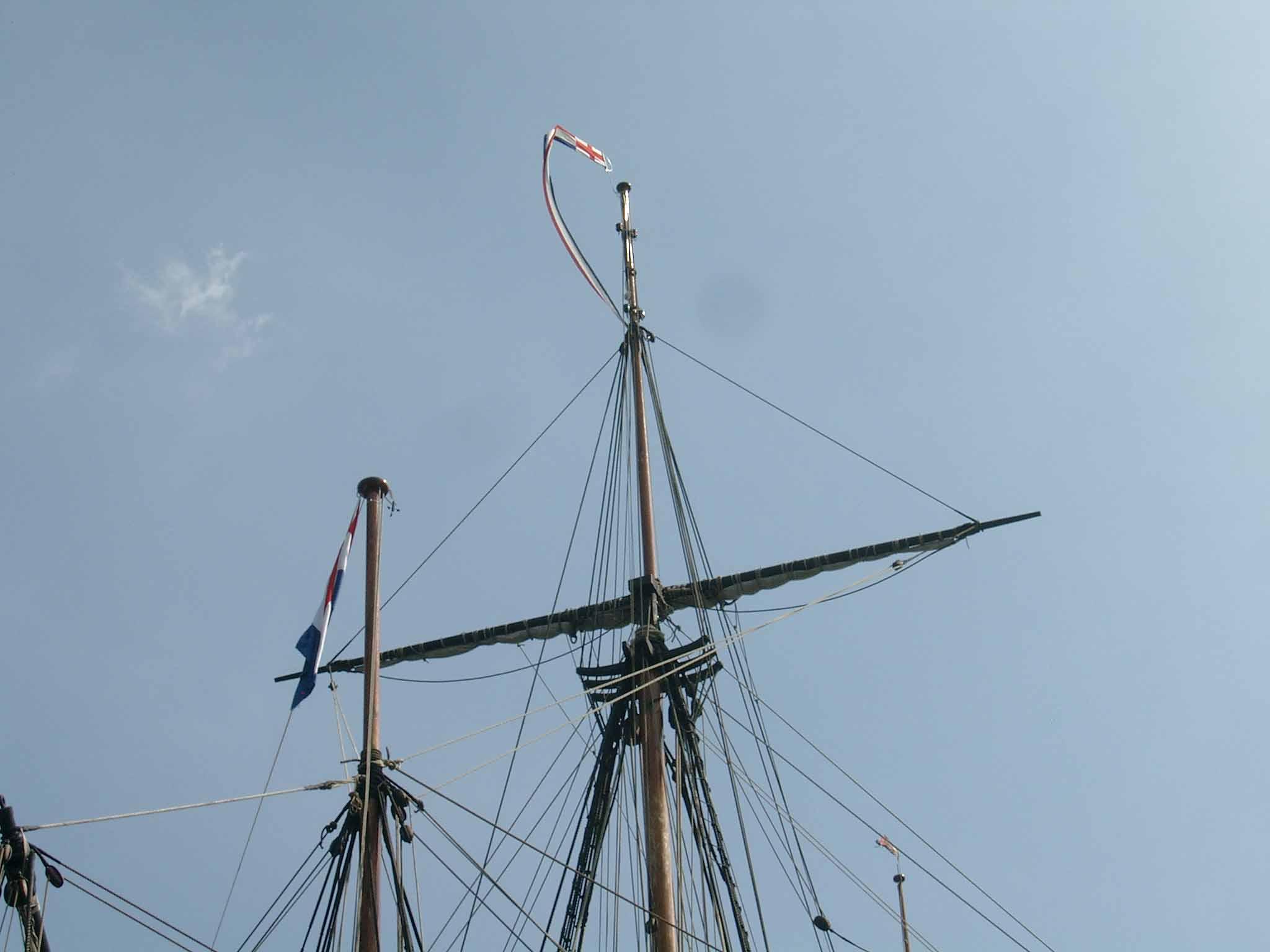 Photos Of Replica Of HM Bark Endeavour Of James Cook