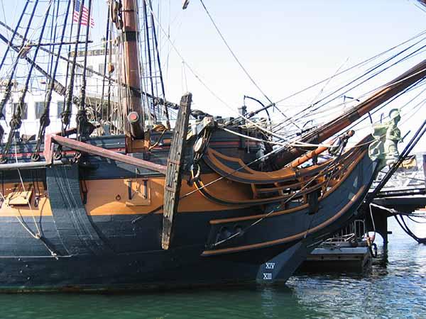 Photos Of Replica Of Frigate HMS Rose 1757