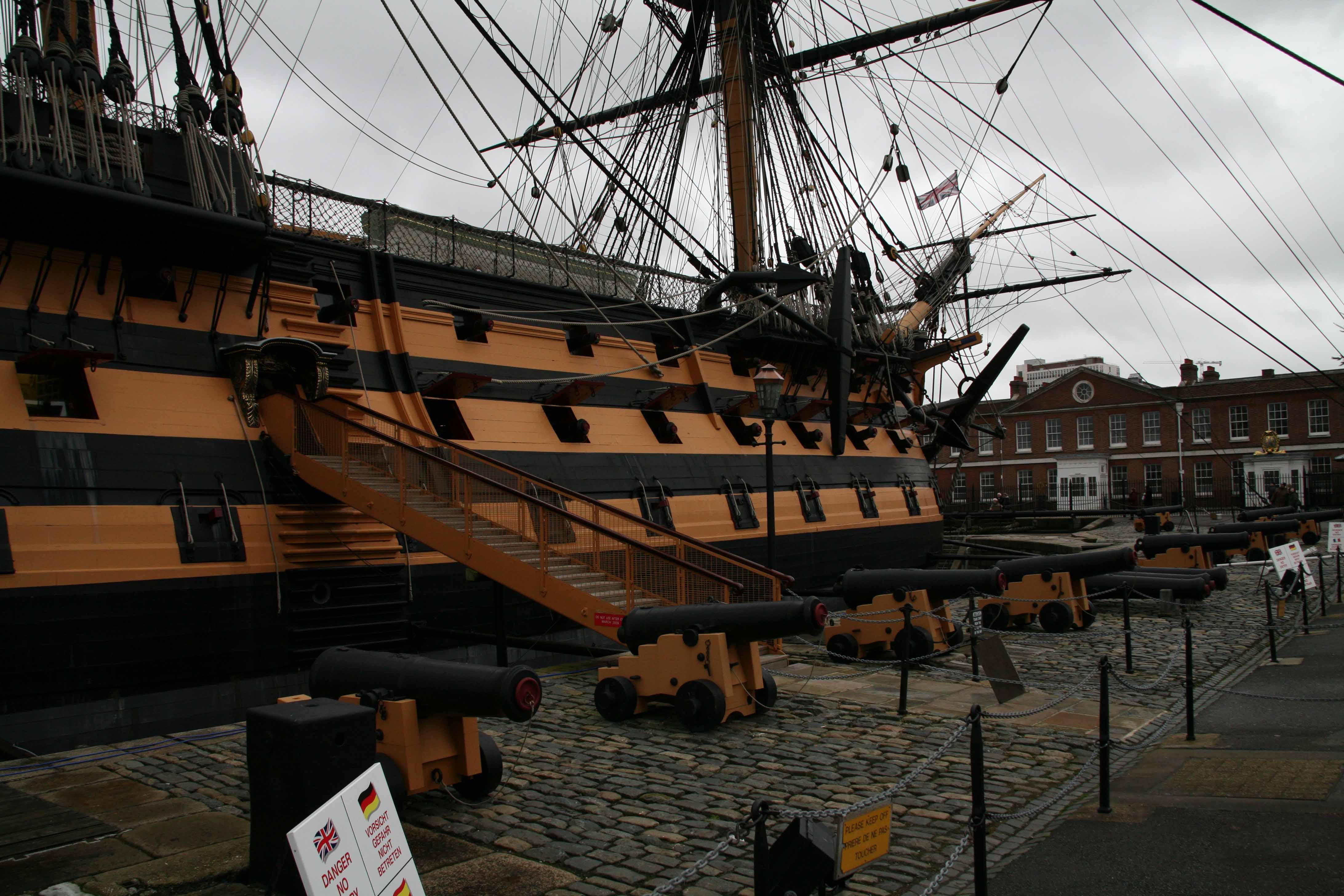 Photos HMS Victory, Portsmouth, UK