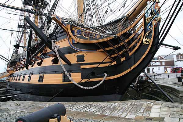 HMS Victory, Portsmouth, UK