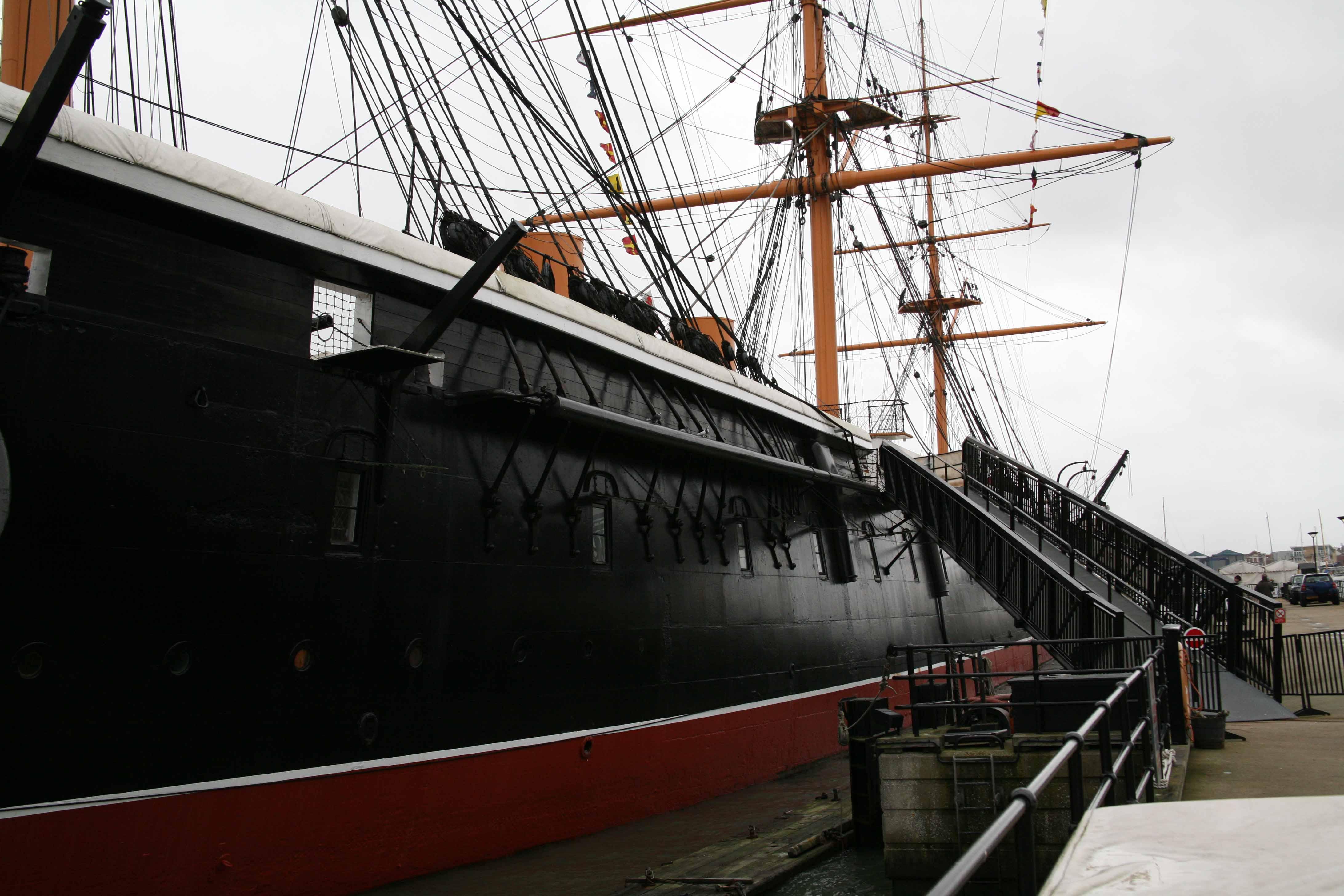 Photos HMS Warrior Portsmouth Historic Dockyard