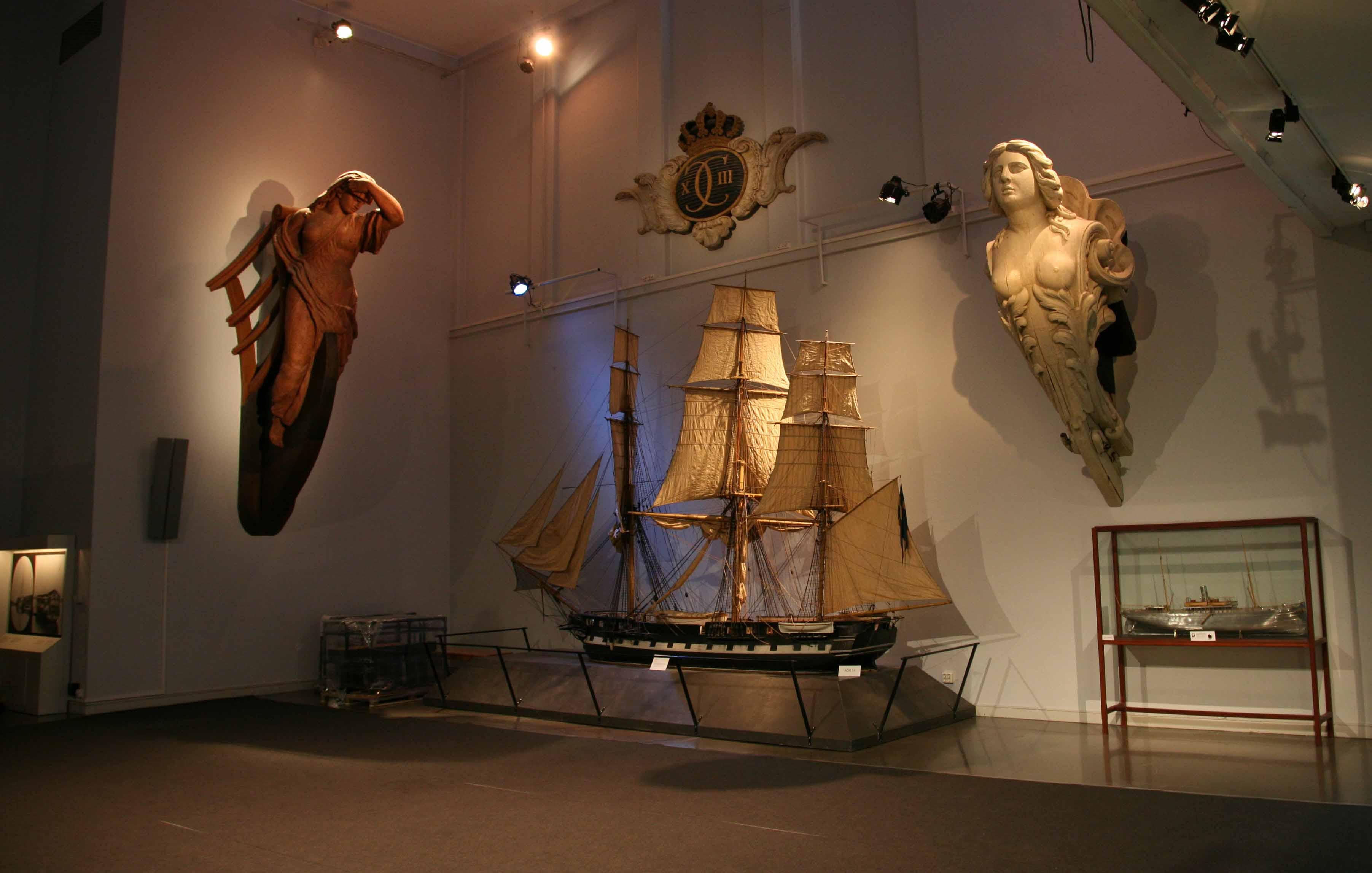 Sj 246 Historiska Museet The Maritime Museum In Stockholm