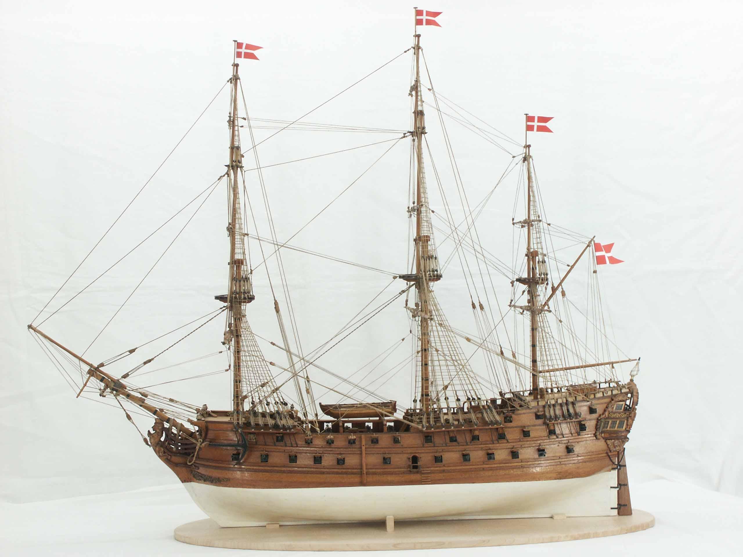 Model wooden ships for sale