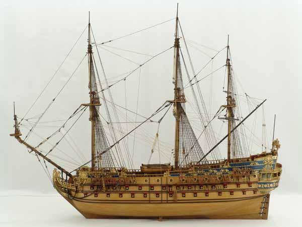 Historische Schiffsmodelle - SAN FELIPE