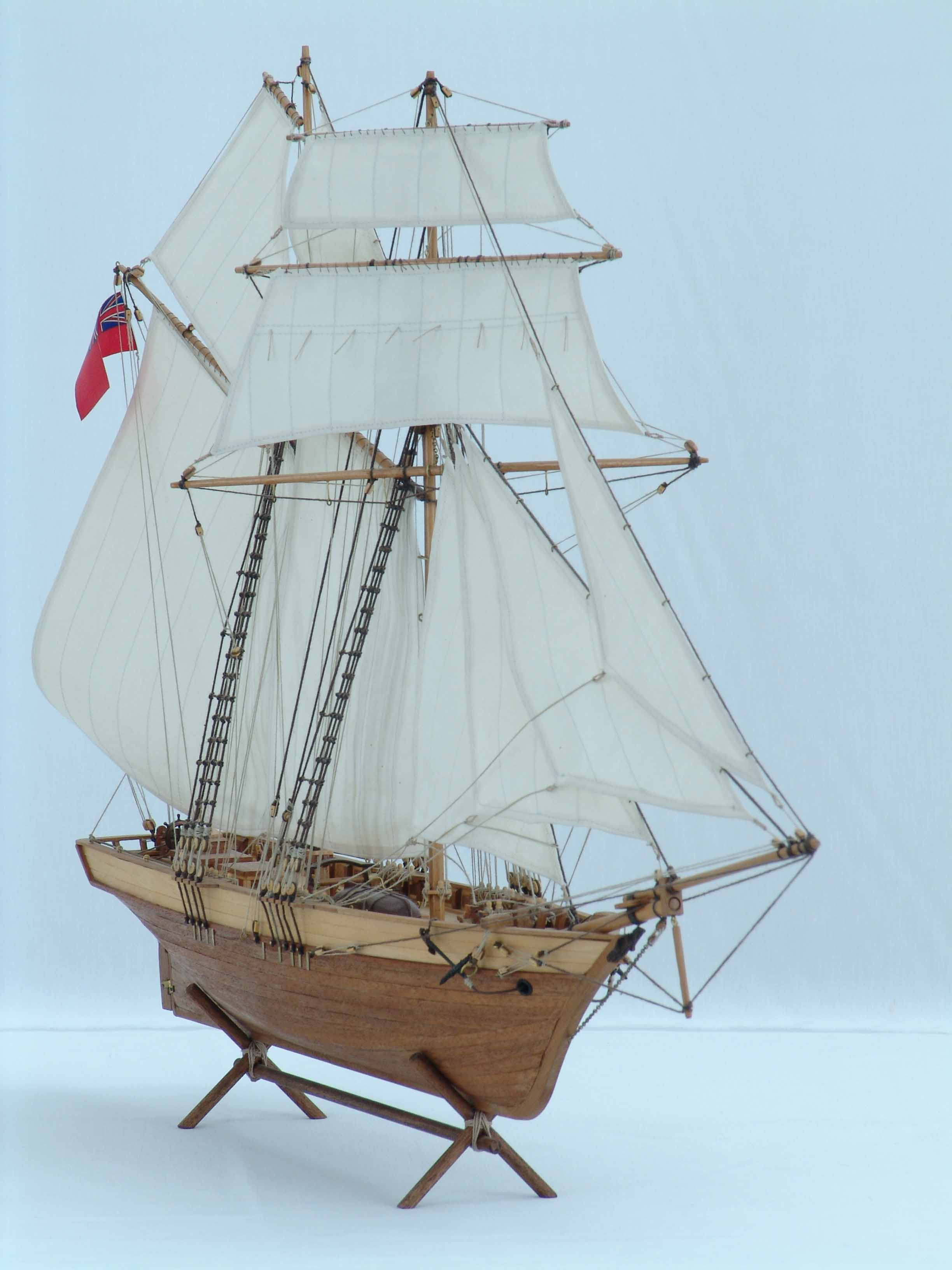 photos ship model scottish maiid