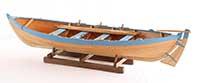 Ship model Shetland fourern of 1871