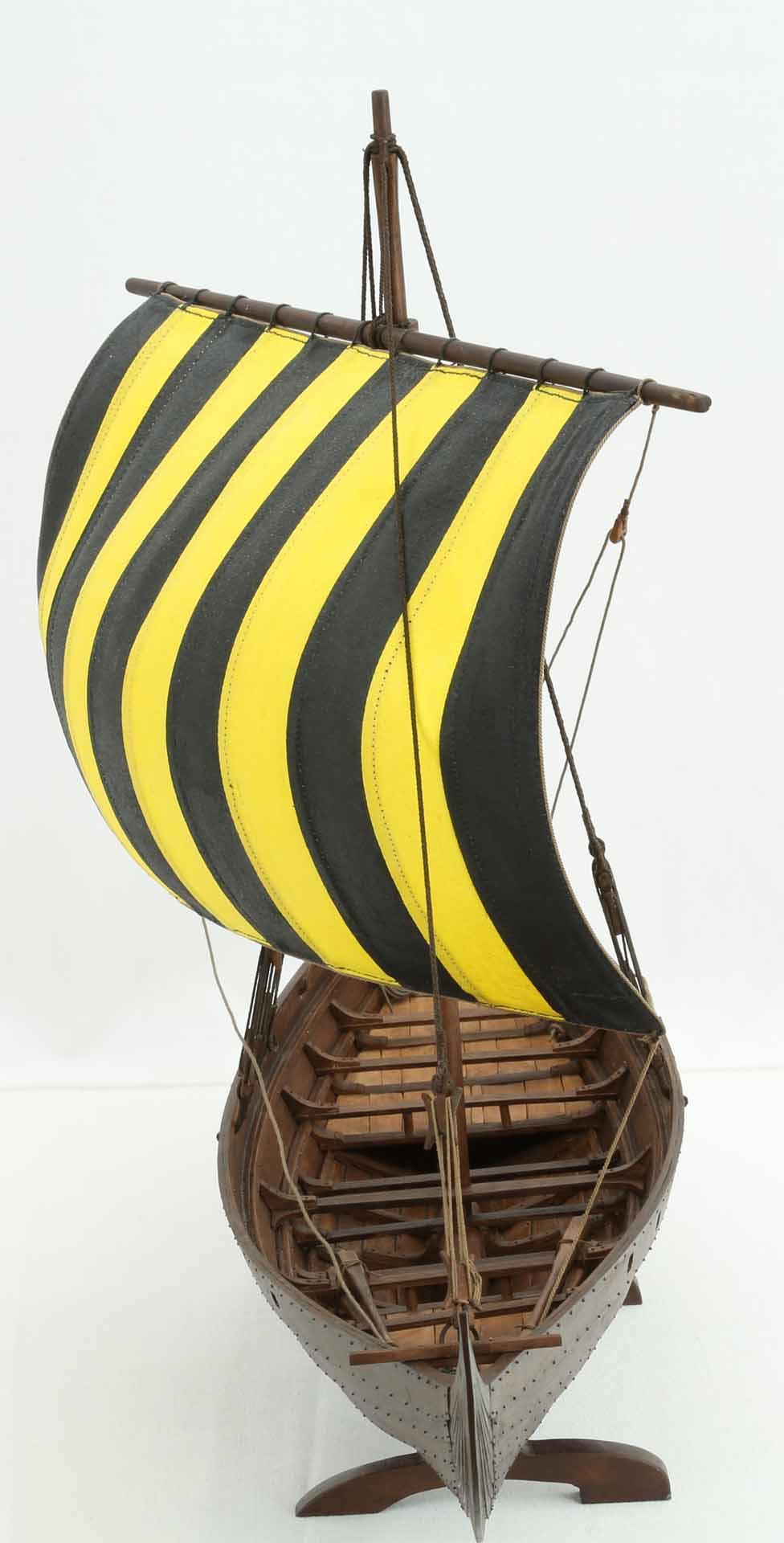 Photos Of Viking Ship Model Skuldelev 3