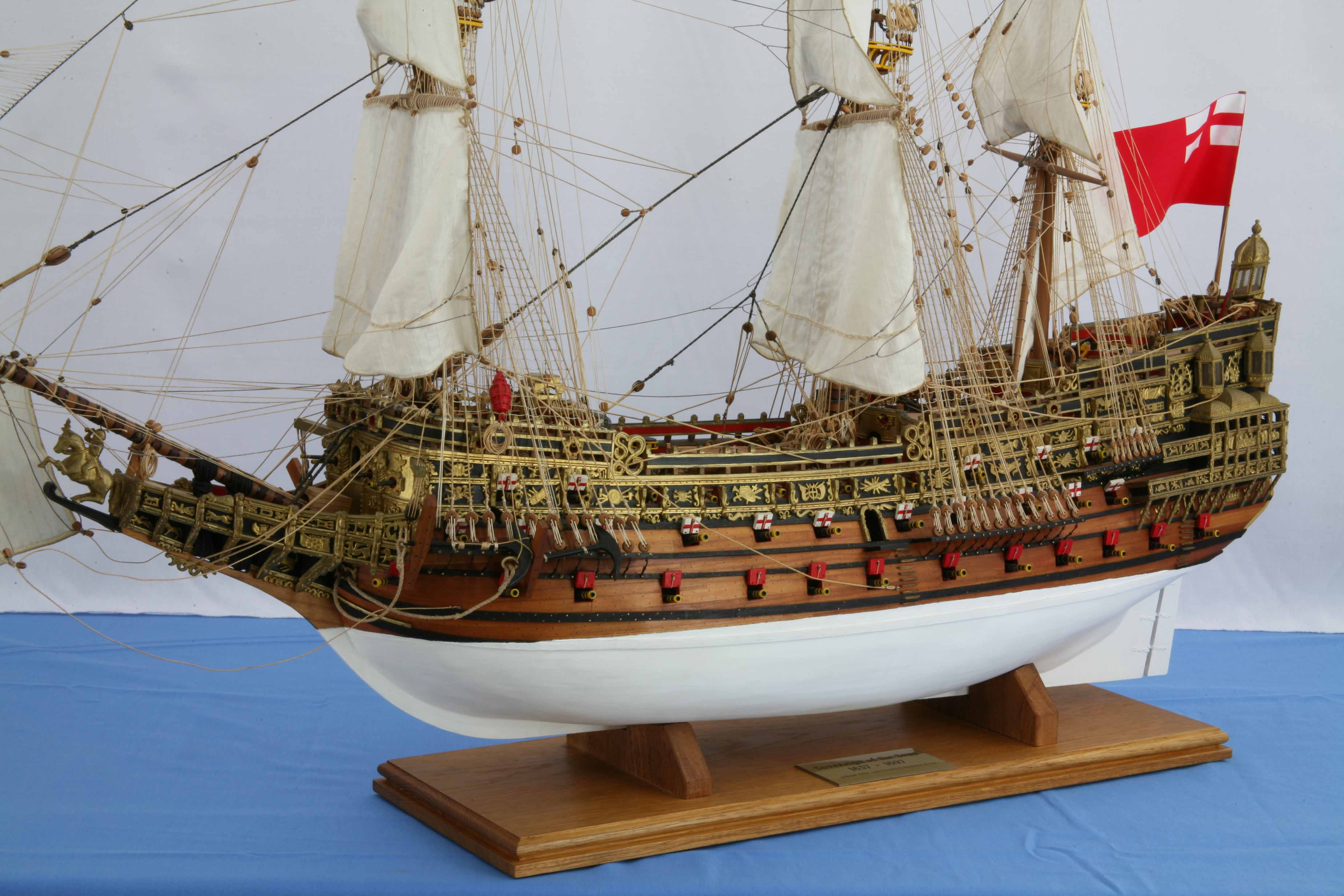 Повелитель морей корабль модель фото