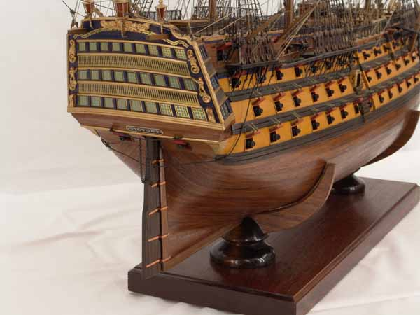 Ship model HMS VICTORY, Nelson's flagship
