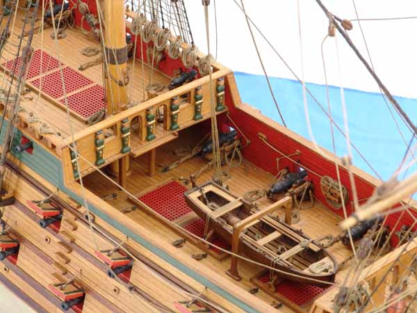 Stand Wappen Von Hamburg Ship Model