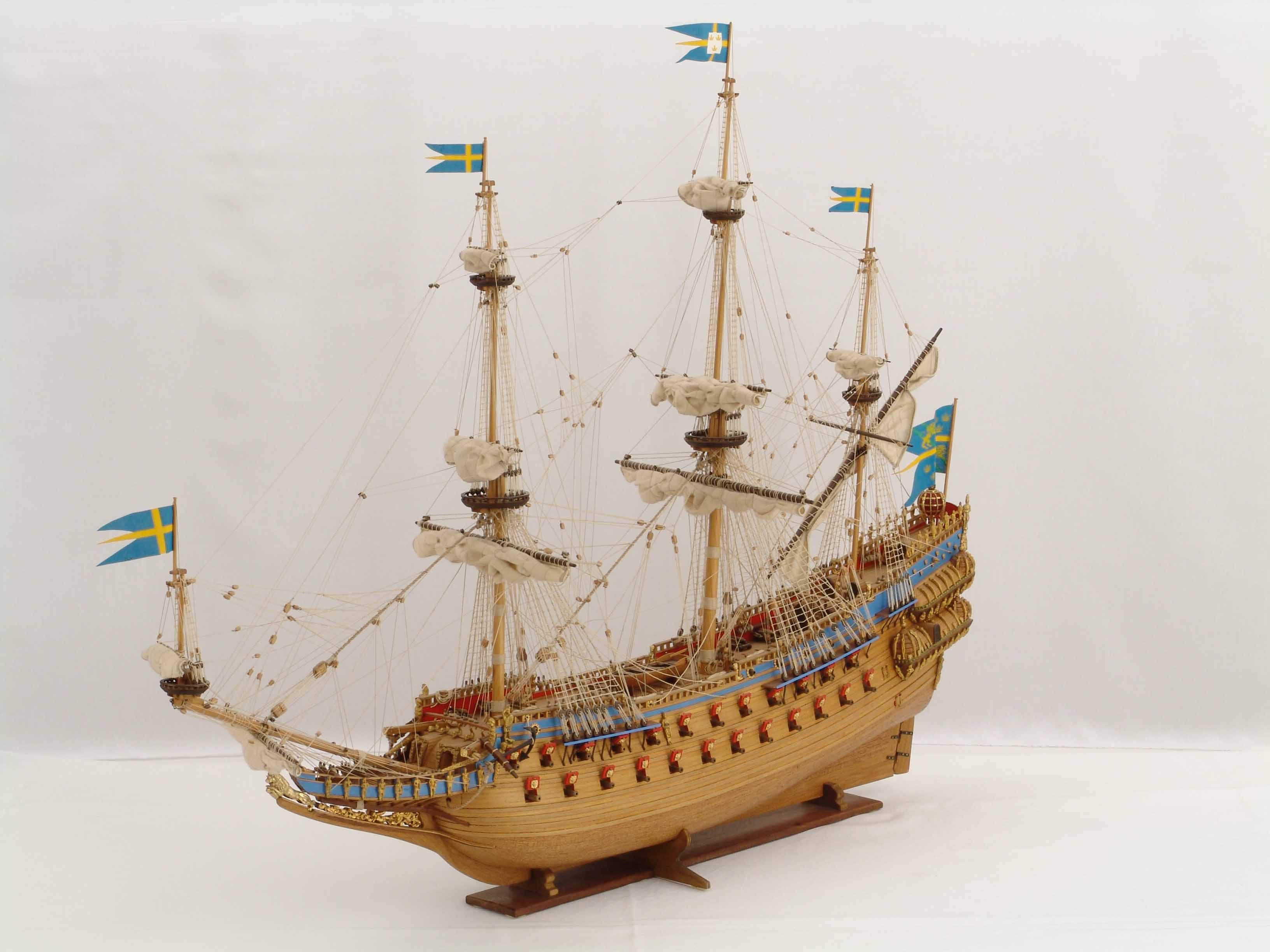 Photos vasa of 1628 ship model for Vasa ship